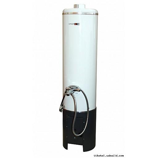 Ūdens boileri ar malkas apkuri