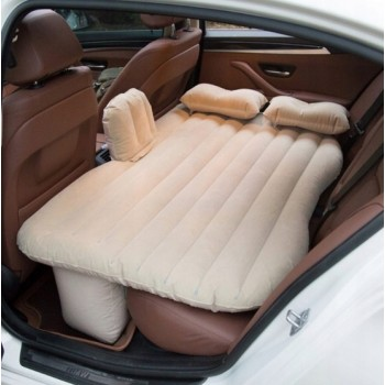 Automašīnas piepūšamais matracis 130x80cm Automašinas piederumi