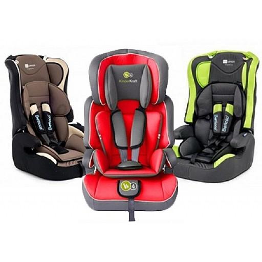 Autokrēsliņi 9-36 kg