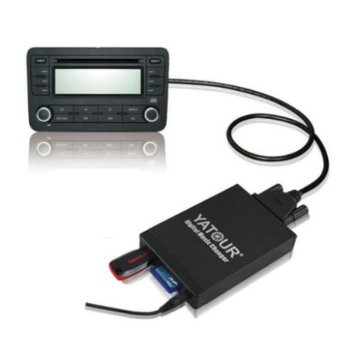 DIGITAL CHANGER USB SD MP3