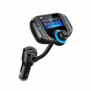 Auto FM modulators, Bluetooth, AUX, USB, microSD, Quick Charge 3.0
