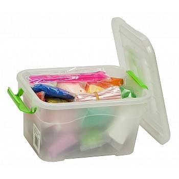Maģiska masa-plastilīns 24x10g Rotaļlietas un Preces Bērniem