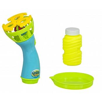 Ziepju burbuļu veidošanas ierīce + ziepju burbuļu šķidrums Rotaļlietas un Preces Bērniem
