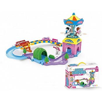 Spēles komplekts Karuselis 48 detaļas Rotaļlietas un Preces Bērniem
