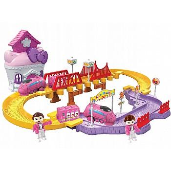 Spēles komplekts Mājiņa 35 detaļas Rotaļlietas un Preces Bērniem