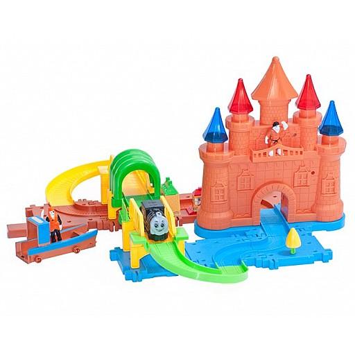 Spēles komplekts Pirātu pils 44 detaļas Rotaļlietas un Preces Bērniem