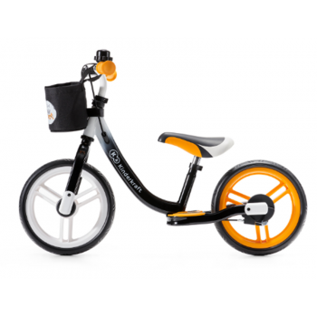 Kinder Kraft Space Balansēšanas velosipēds skrejritenis Orange Skrejriteņi