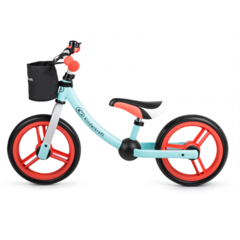 Kinder Kraft 2 Way Next Balansēšanas velosipēds skrejritenis Blue Skrejriteņi