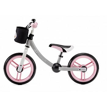 Kinder Kraft 2 Way Next Balansēšanas velosipēds skrejritenis Pink Skrejriteņi