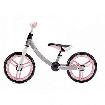 Kinder Kraft 2 Way Next Balansēšanas velosipēds skrejritenis bez aksesuāriem Pink Balansēšanas velosipēdi / skrejriteņi