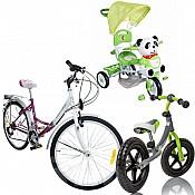 Bērnu velosipēdi