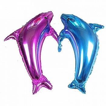 Folijas balons DOLPHIN Rotaļlietas un Preces Bērniem