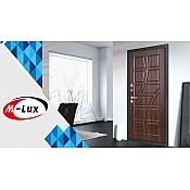 METALUX durvis, kuras ir uz vietas noliktavā
