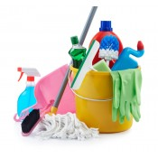 Tīrīšanas līdzekļi un piederumi
