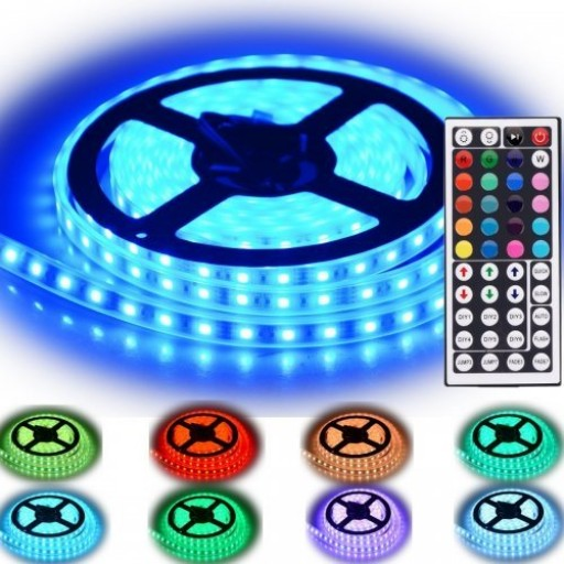 LED RGB lentes