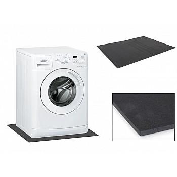 Antivibrācijas paklājs zem veļas mašīnas 60x45x0,6 cm Piederumi mājai