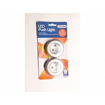 Lampa ar 3 LED x 2gab. / 3 x AAA
