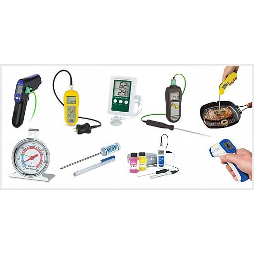 Pārtikas termometri