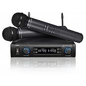 Bezvadu mikrofoni