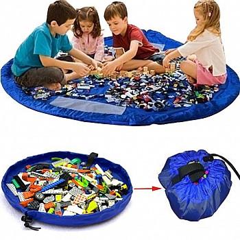 Paklājiņš-maiss bērnu spēlēm Toy storage bags! Rotaļlietas un Preces Bērniem