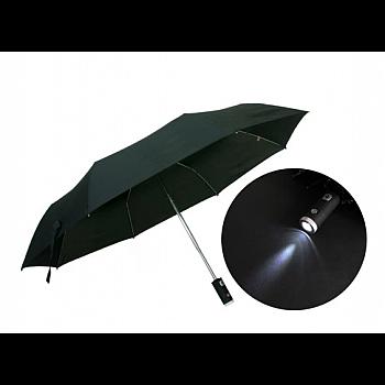 Automātisks lietussargs ar LED lukturīti Lietussargi