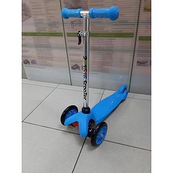 Scooter / Bērnu Skrejritenis 1441 zils Skrejriteņi / Scooteri