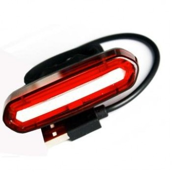 Velosipēda drošības gaisma LED  Sporta Preces