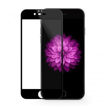 3D Malu Premium Pilna izmēra telefona aizsarg-stikls priekš Apple iPhone 6 / 6S (4.7inch) Melnas apmales Mobīlie telefoni, planšetdatori un aksesuāri