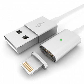 Magnētiskais MICRO USB kabelis telefonu uzlādēšanai Mobīlie telefoni, planšetdatori un aksesuāri