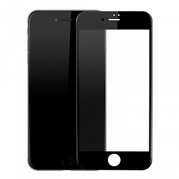 3D Malu Premium Pilna izmēra telefona aizsarg-stikls priekš Apple iPhone 7 / 7S (4.7inch) Melnas apmales Mobīlie telefoni, planšetdatori un aksesuāri