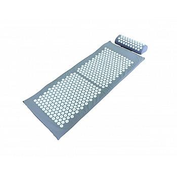Akupresūras masāžas paklājs ar spilvenu XXL Masāža un relaksācija