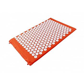 Akupresūras masāžas paklājs XL Oranžs Masāža un relaksācija