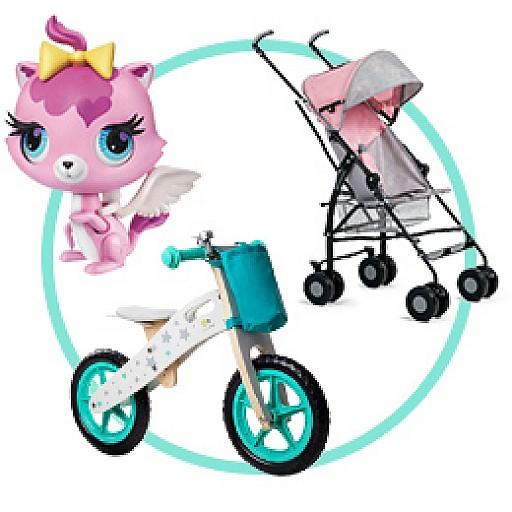 Rotaļlietas un Preces Bērniem