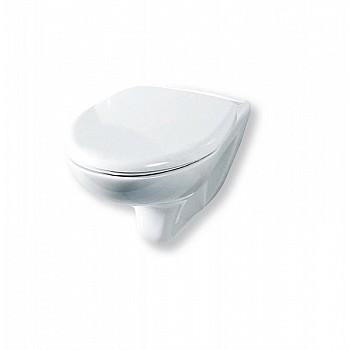 Rosa 4620008192253 WC pods sienas ELEGANCE ar cieto vāku  34087 Tualetes podi - piekaramie
