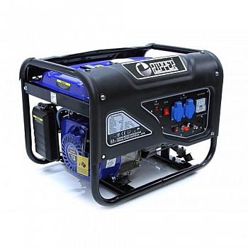 Ģenerators benzīna  3 kW RIPPER 230V Strāvas ģenerātori