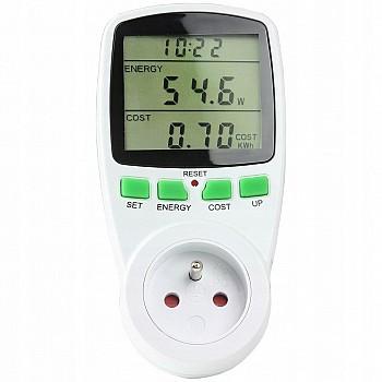 Elektroenerģijas Skaitītājs ar LCD displeju PM001
