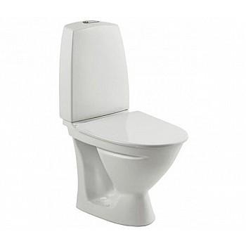 IFO Sign Compact tualetes WC pods 6832 ar skalojamo kasti, bez vāka, universāls izvads, 2/4L, 683200001 Tualetes Podi - brīvi stāvošie
