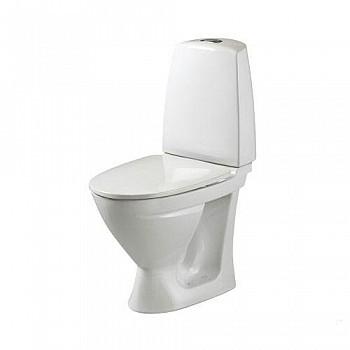 IFO Sign tualetes WC pods 6862 ar skalojamo kasti, bez vāka, universāls izvads, 2/4L, 686200081 Tualetes Podi - brīvi stāvošie