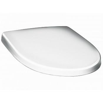 Gustavsberg Nautic WC vāks ar SoftClose, balts, 9M26S101 Tualetes Podi - brīvi stāvošie
