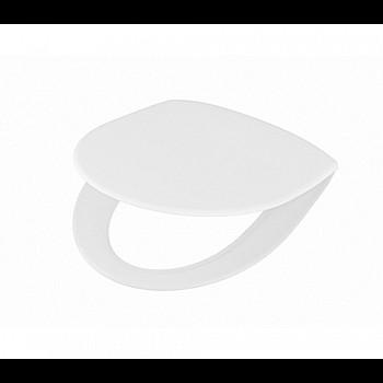 IFÖ Inspira WC tualetes poda vāks ar hromētām eņģēm,QuickRelease, balts, 99492 Tualetes poda vāki.