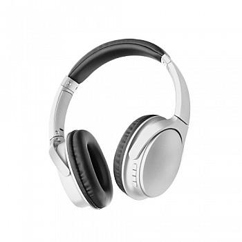 Bluetooth stereo austiņas MS-K10 sudraba Bluetooth garnītura