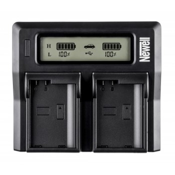Newell DC-LCD two-channel charger for NP-T125