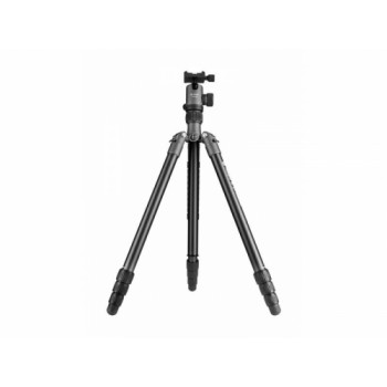 Tripod Fotopro X-go Chameleon with FPH-52Q ball head - black