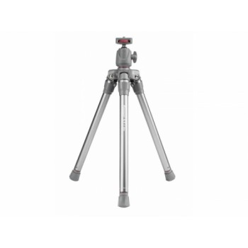 Tripod Fotopro S3 Lite - red-gray Tripods, Statīvi