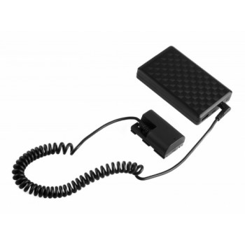 Power Bank Newell PB-LPE6 with battery adapter for Canon
